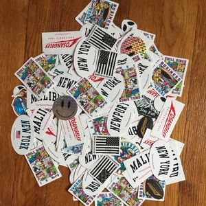 •Build your own Brandy Melville Stickers Bundle•